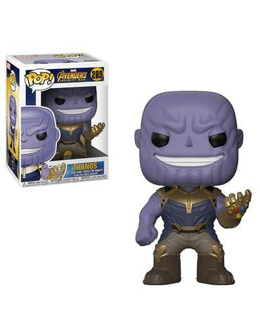 Фигурка Avengers Infinity War - Thanos (Funko POP!)