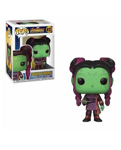 Фигурка Avengers Infinity War - Young Gamora (Funko POP!)