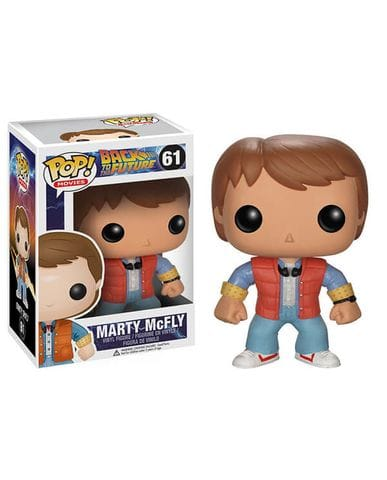 Фигурка Back to the Future - Marty McFly (Funko POP!)