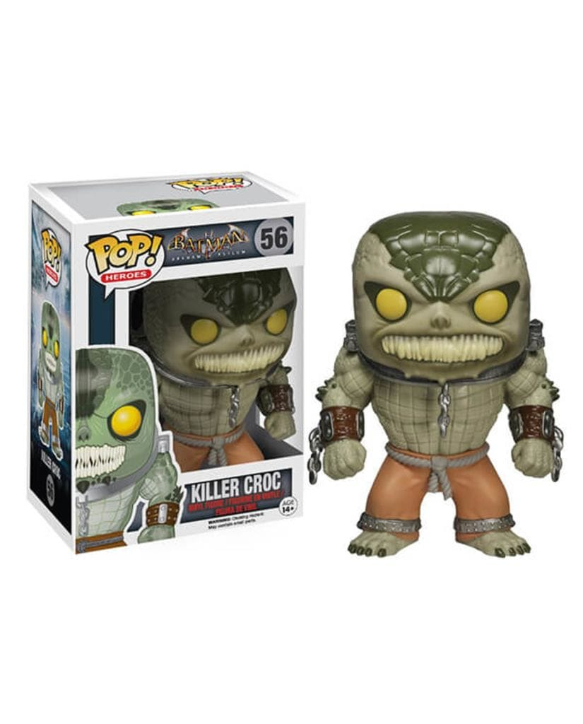Фигурка Batman: Arkham Asylum - Killer Croc (Funko POP!)