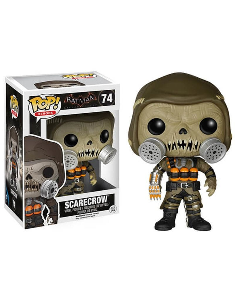Фигурка Batman: Arkham Knight - Scarecrow (Funko POP! Vinyl)