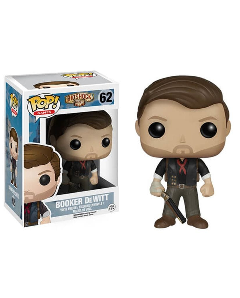 Фигурка BioShock Infinite - Booker DeWitt (Funko POP!)