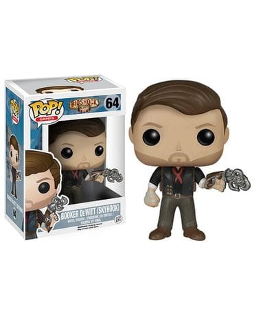 Фигурка BioShock Infinite - Skyhook Booker DeWitt (POP! Vinyl)