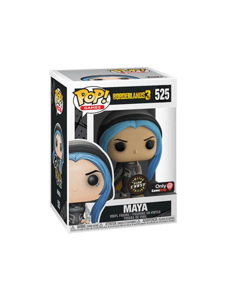 Фигурка Borderlands 3 – Maya Glow (Funko POP!) [Chase Exclusive]