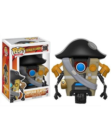 Фигурка Borderlands - Emperor Claptrap (Funko POP!)
