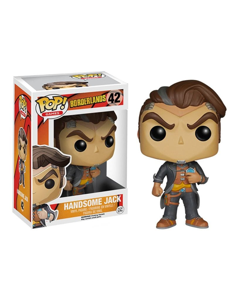 Фигурка Borderlands - Handsome Jack (POP! Vinyl)