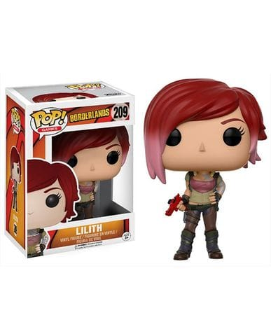 Фигурка Borderlands - Lilith (Funko POP! Vinyl)