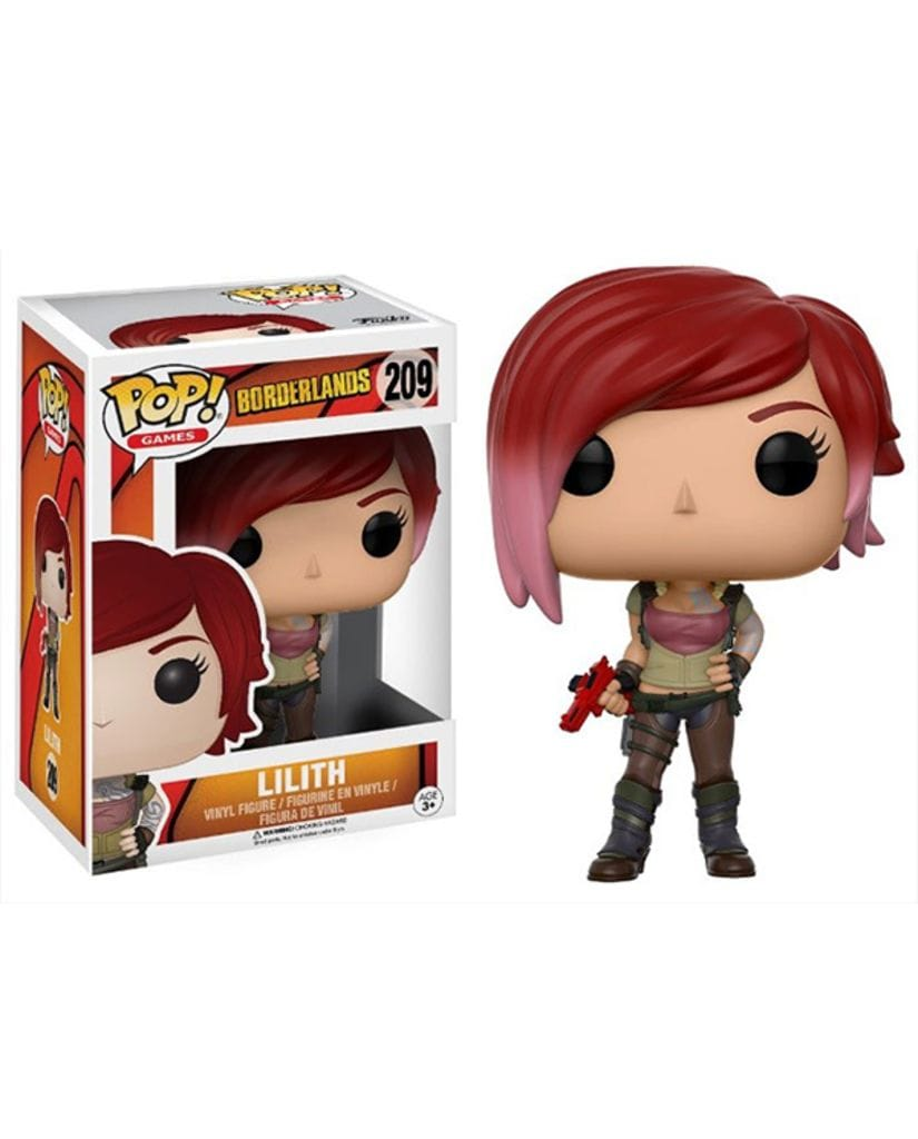 Фигурка Borderlands - Lilith (POP! Vinyl)