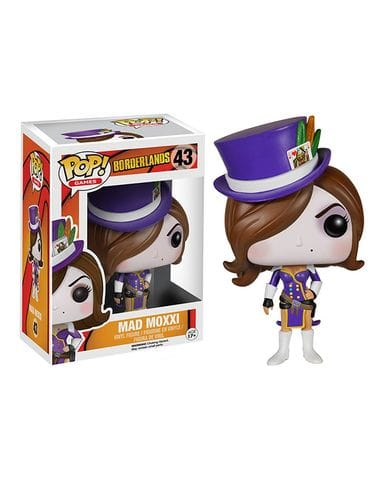 Фигурка Borderlands - Mad Moxxi (Funko POP!)