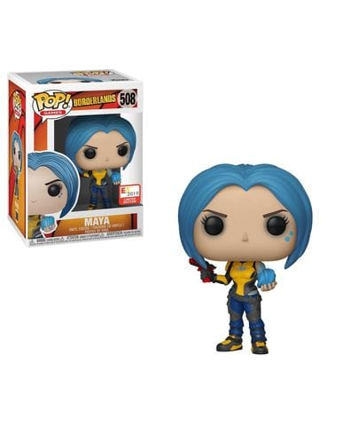 Фигурка Borderlands - Maya (Funko POP!) [Exclusive]