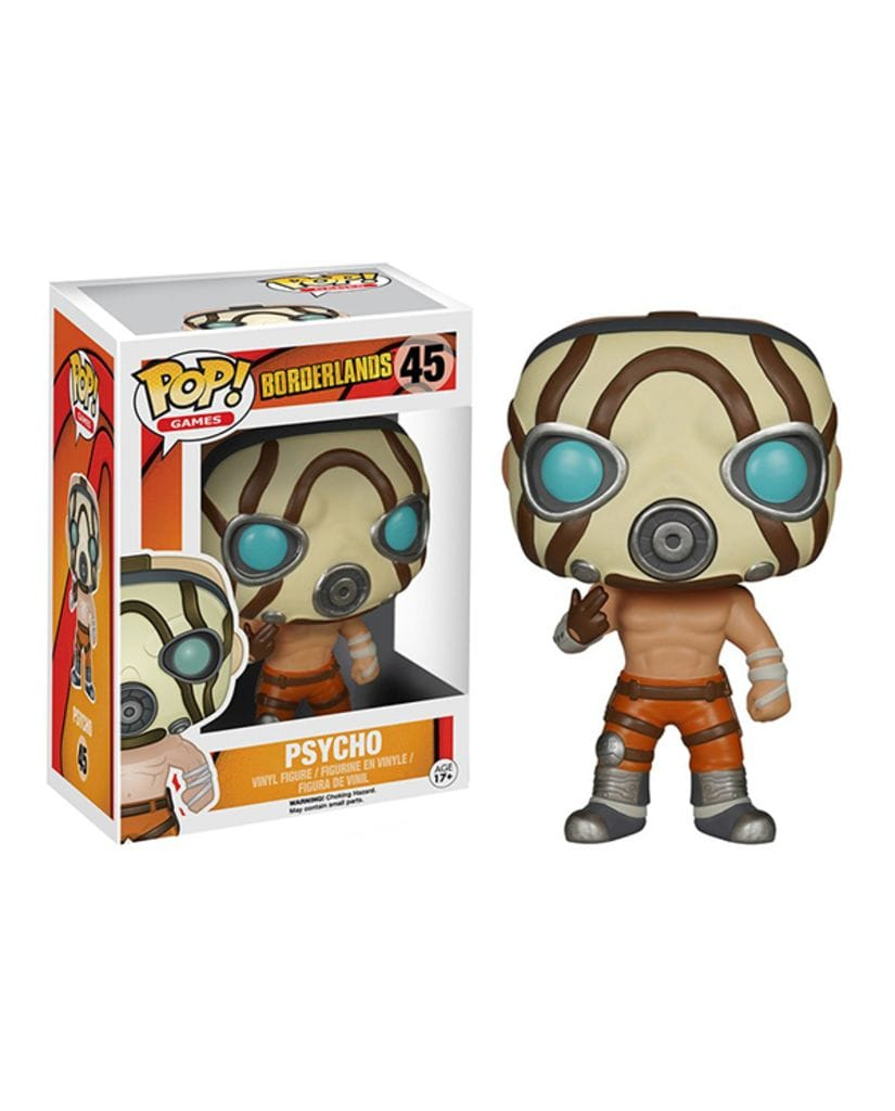 Фигурка Borderlands - Psycho (Funko POP!)