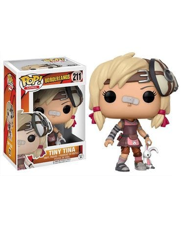 Фигурка Borderlands - Tiny Tina (Funko POP! Vinyl)