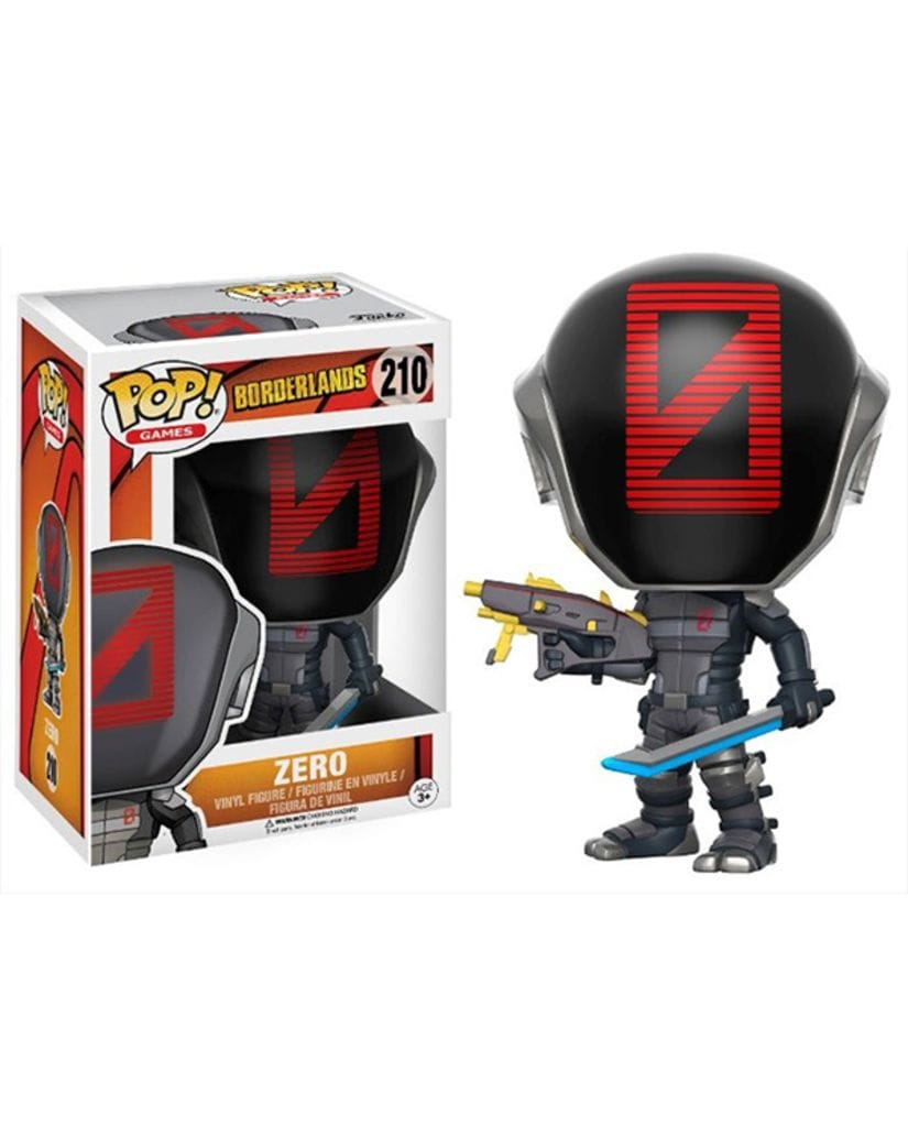 Фигурка Borderlands - Zero (Funko POP! Vinyl)