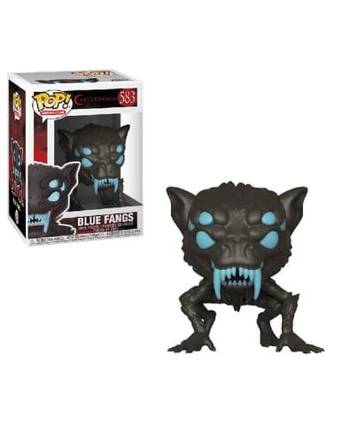 Фигурка Castlevania - Blue Fangs (Funko POP!)