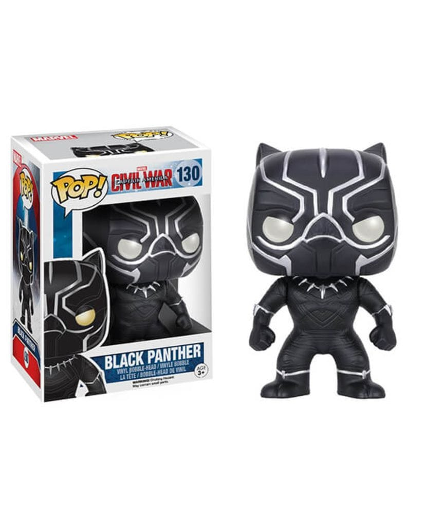 Фигурка Civil War - Black Panther (Funko POP!)