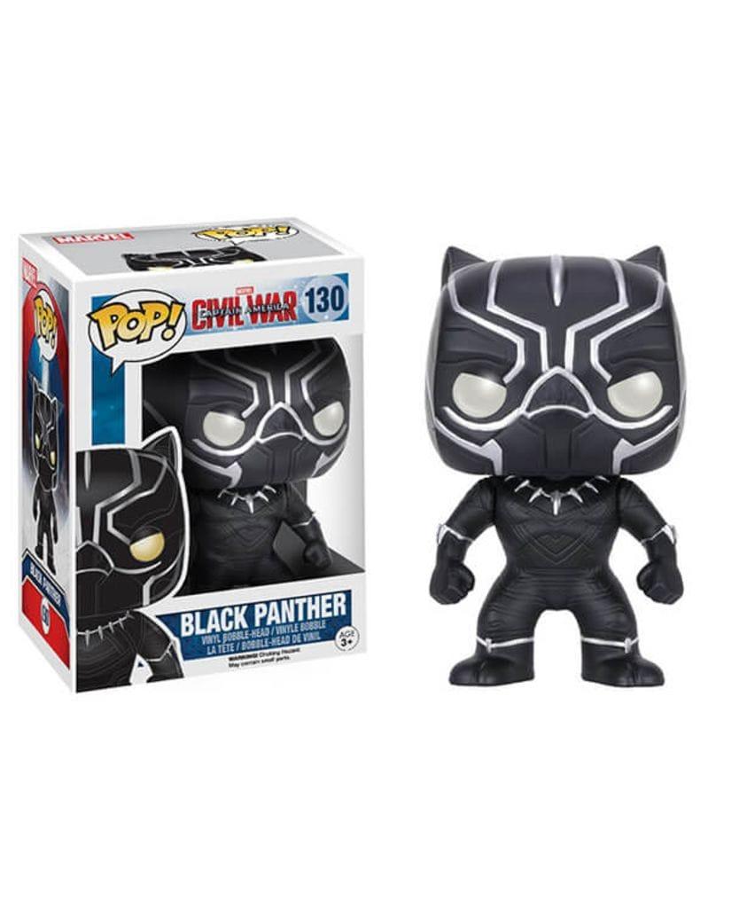 Фигурка Civil War - Black Panther (Funko POP!)