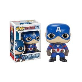 Фигурка Civil War - Captain America (Funko POP!)