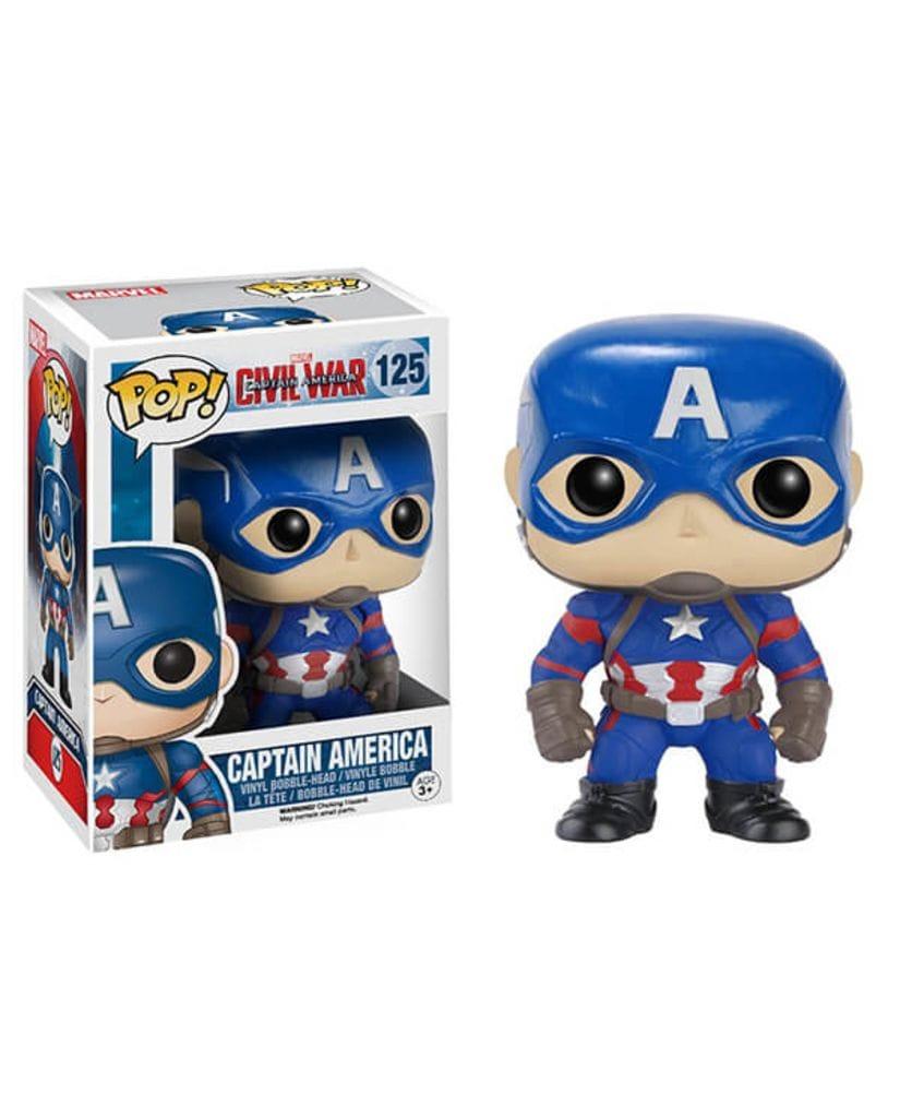 Фигурка Civil War - Captain America (Funko POP!)