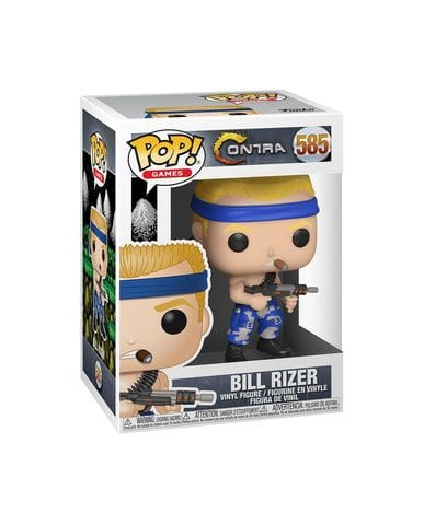 Фигурка Contra - Bill Rizer (Funko POP!)
