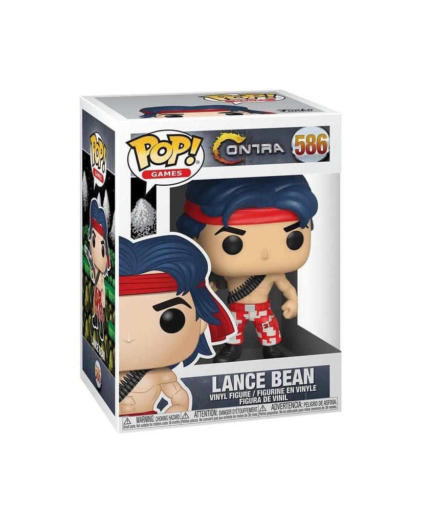 Фигурка Contra - Lance Bean (Funko POP!)