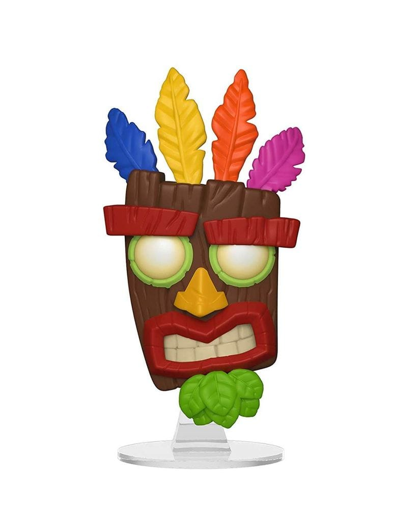Фигурка Crash Bandicoot – Aku Aku (Funko POP!)