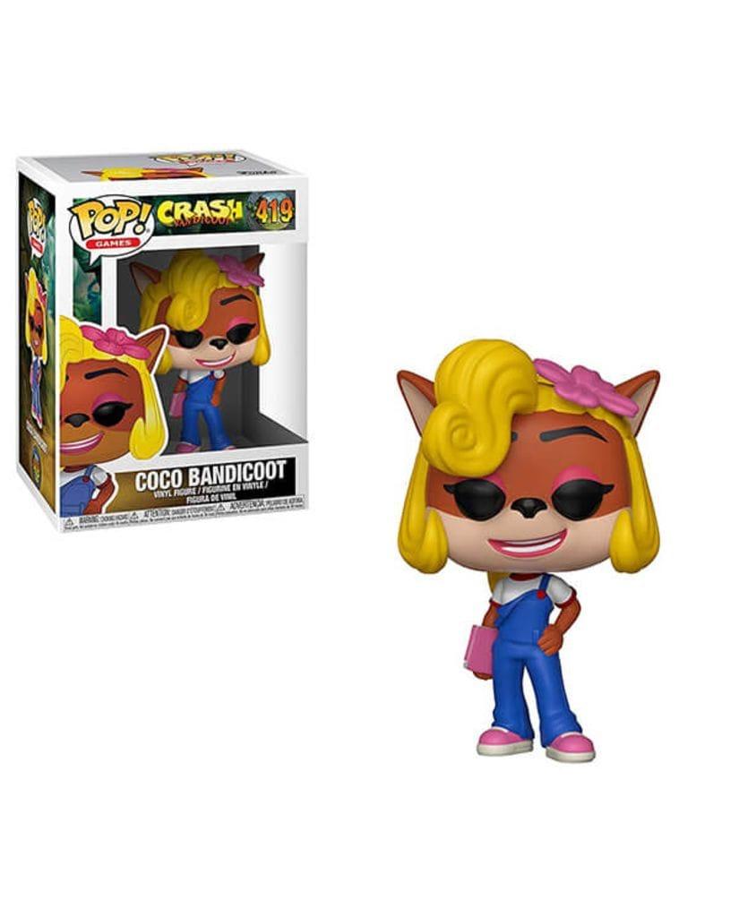 Фигурка Crash Bandicoot – Coco Bandicoot (Funko POP!)