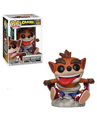 Фигурка Crash Bandicoot - Crash Bandicoot Spinning (Funko POP!)