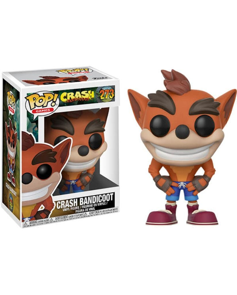 Фигурка Crash Bandicoot - Crash Bandicoot (Funko POP!)