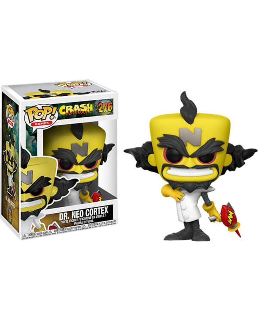 Фигурка Crash Bandicoot - Dr Neo Cortex (Funko POP!)