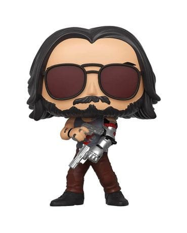 Фигурка Cyberpunk 2077 – Johnny Silverhand with Guns (Funko POP!)