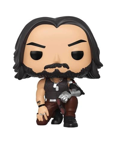 Фигурка Cyberpunk 2077 - Johnny Silverhand (Funko POP!)