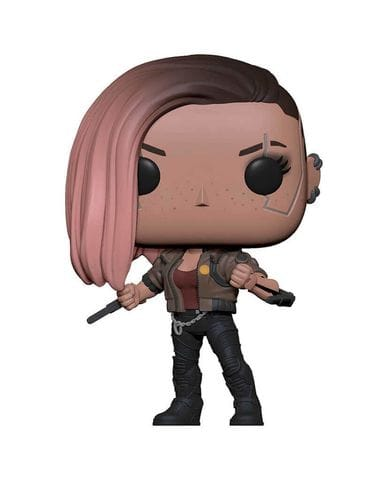 Фигурка Cyberpunk 2077 - V-Female (Funko POP!)
