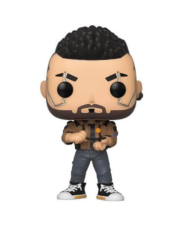 Фигурка Cyberpunk 2077 – V-Male (Funko POP!)