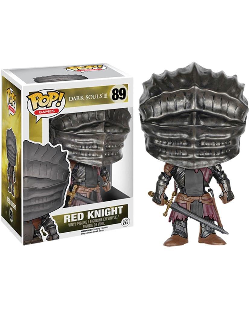 Фигурка Dark Souls 3 - Red Knight (POP! Vinyl)