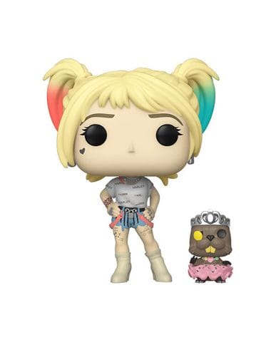 Фигурка Birds of Prey - Harley Quinn and Beaver (Funko POP!)