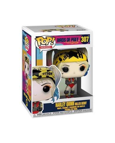 Фигурка Birds of Prey - Harley Quinn Roller Derby (Funko POP!)