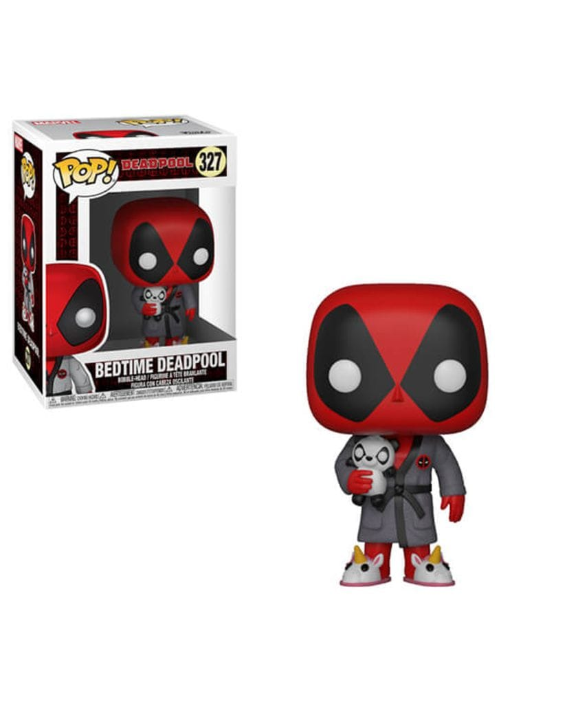 Фигурка Deadpool - Bedtime Deadpool (Funko POP!)