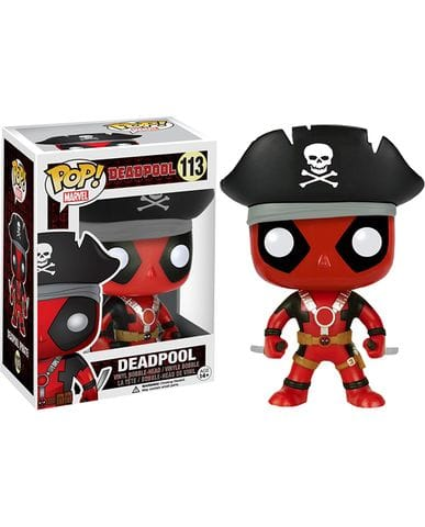 Фигурка Deadpool - Deadpool Pirate (POP! Vinyl)