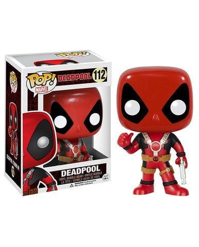 Фигурка Deadpool - Deadpool Thumbs Up (Funko POP! Vinyl)