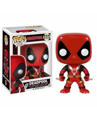 Фигурка Deadpool - Deadpool with Swords (Funko POP! Vinyl)