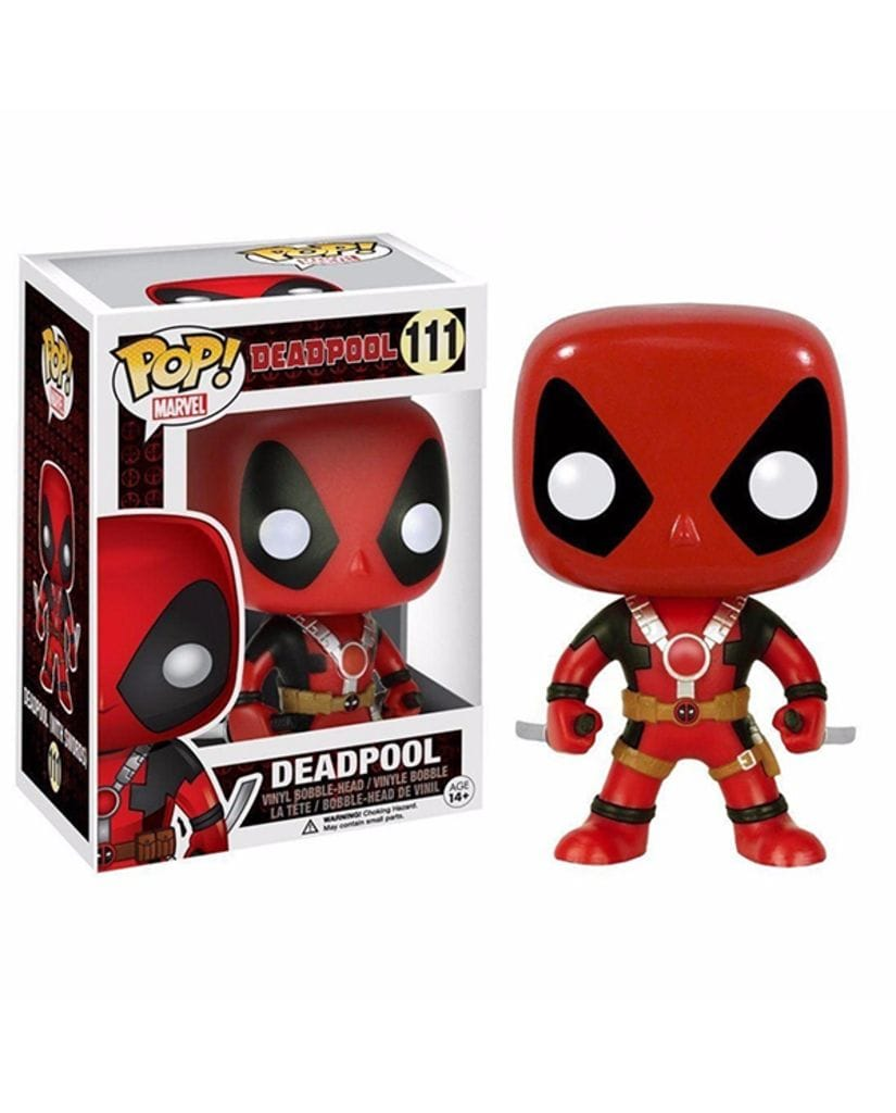 Фигурка Deadpool - Deadpool with Swords (Funko POP!)