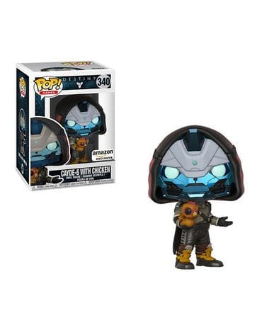 Фигурка Destiny – Cayde-6 with Chicken (Funko POP!) [Exclusive]