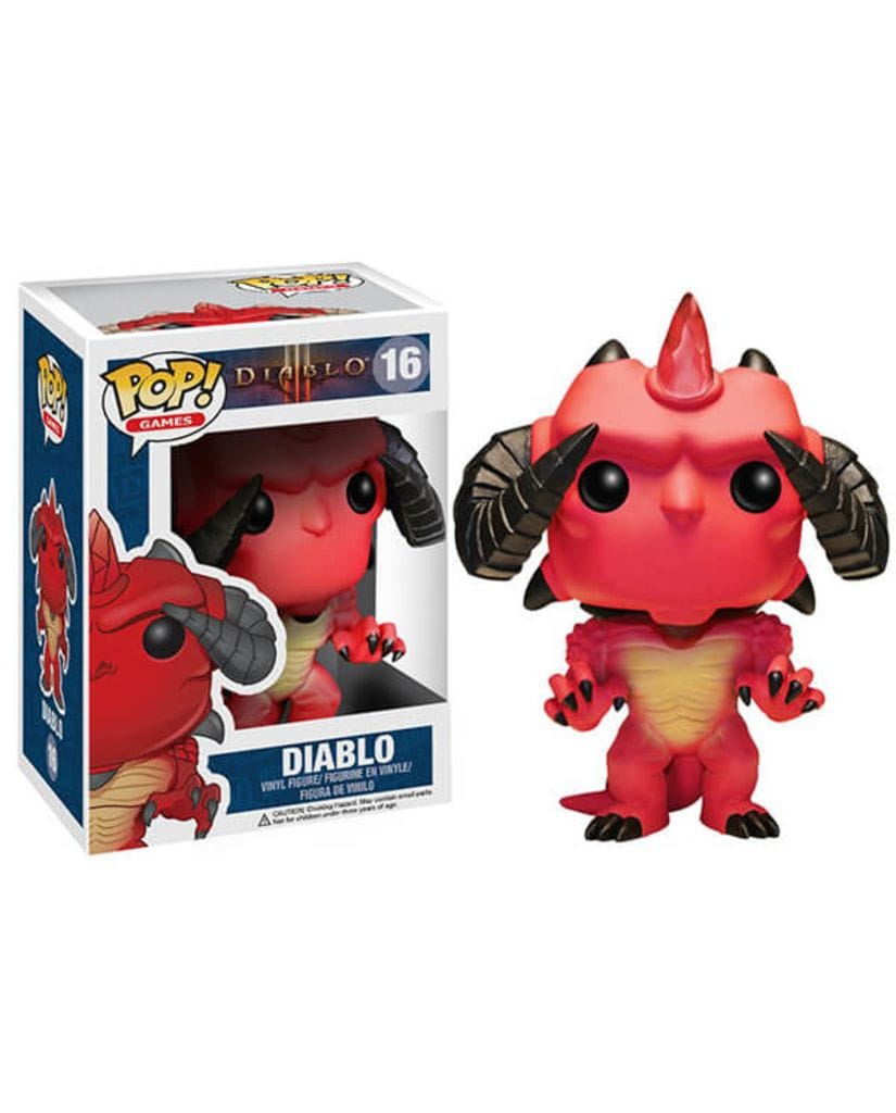 Фигурка Diablo 3 – Diablo (Funko POP!)