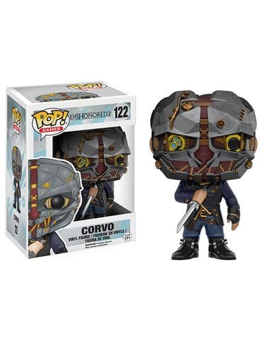 Фигурка Dishonored 2 - Corvo (Funko POP! Vinyl)
