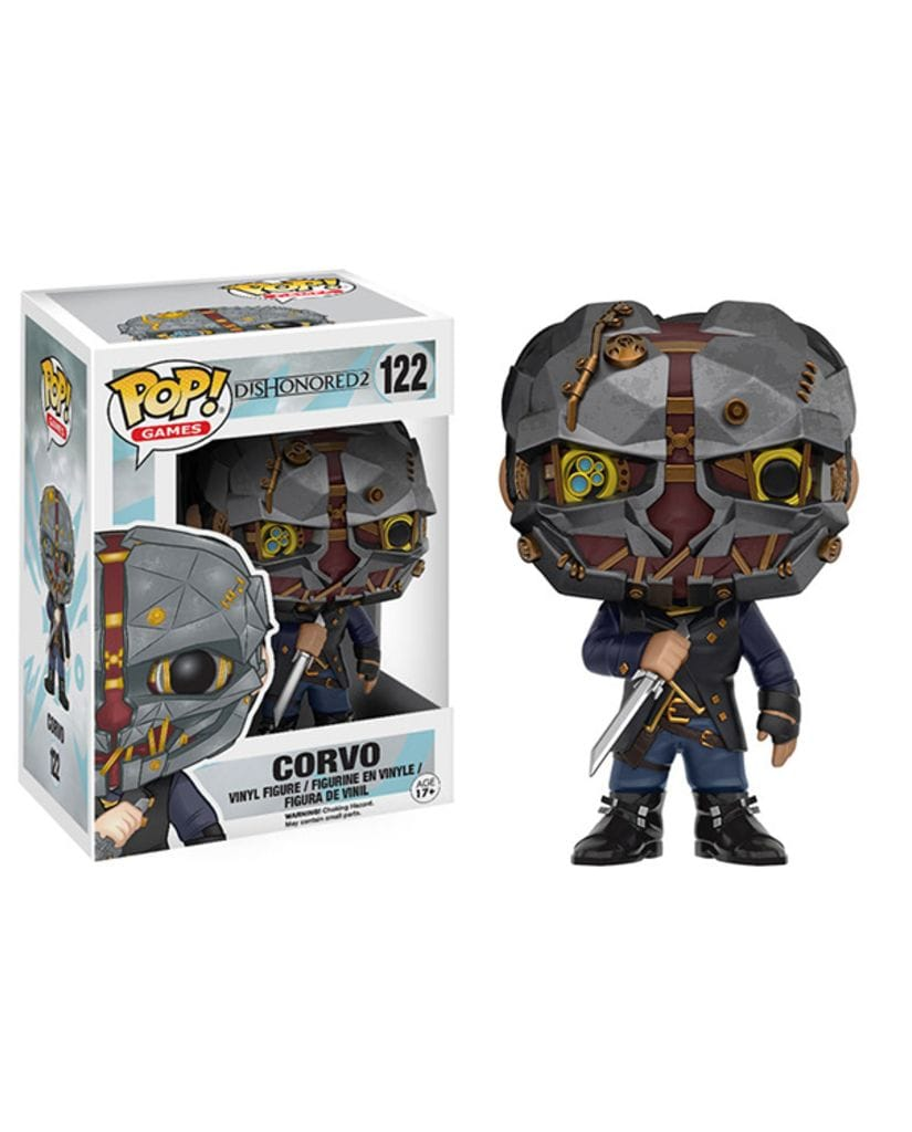 Фигурка Dishonored 2 - Corvo (POP! Vinyl)