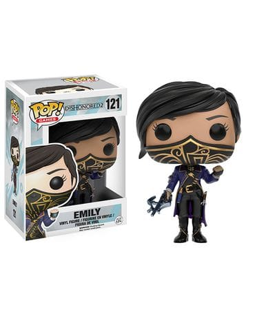 Фигурка Dishonored 2 - Emily (POP! Vinyl)