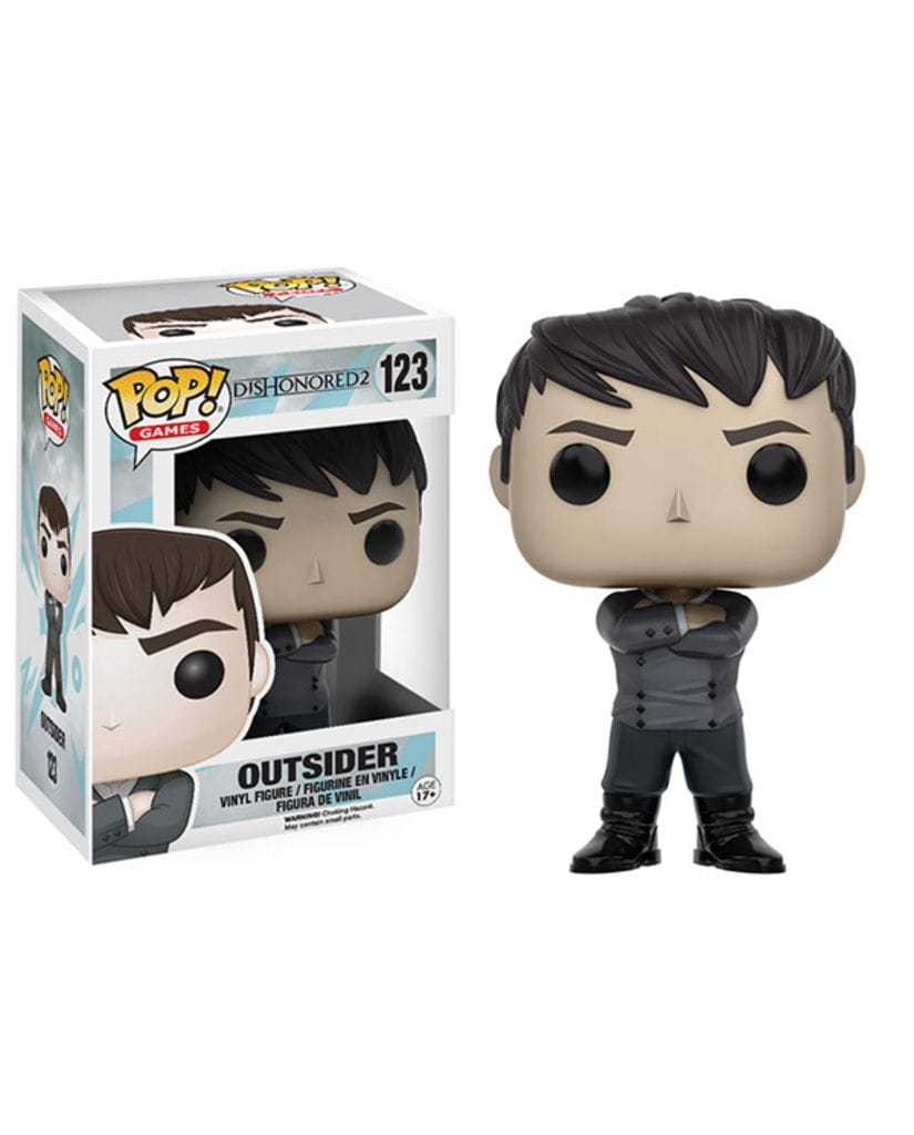 Фигурка Dishonored 2 - Outsider (Funko POP!)