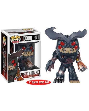 Фигурка Doom - Cyberdemon (Funko POP!)