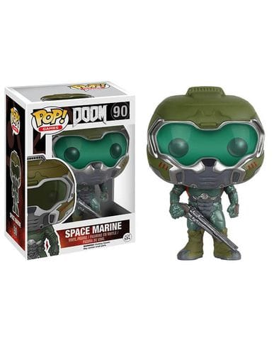 Фигурка Doom - Space Marine (Funko POP!)