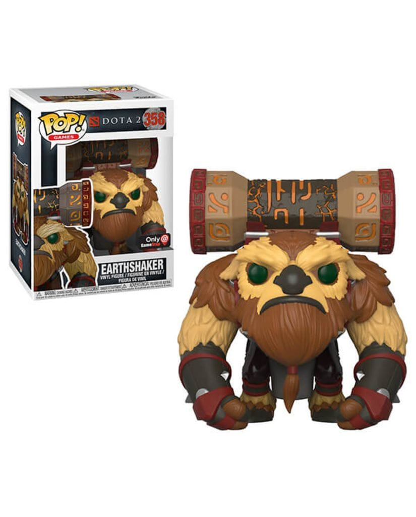 Фигурка Dota 2 - Earthshaker (Funko POP!) [Exclusive]